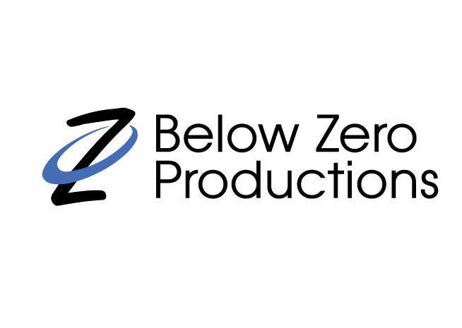 Below Zero Productions Logo